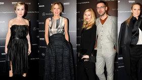 Prague Fashion Week je v plném proudu: Kdo se na něm ukázal?