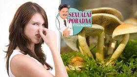 Sexuální poradna: Penisy mi páchnou po houbách