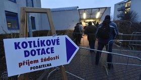 Na nový kotel můžete získat dotaci přes 120 tisíc, láká lidi ministr Brabec