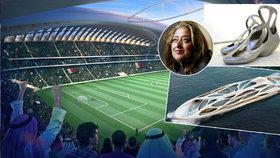 Zemřela architektka Zaha Hadid: Zabil ji infarkt!