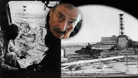30 let od Černobylu: Igor Kostin fotil na místě už 11 hodin po výbuchu!