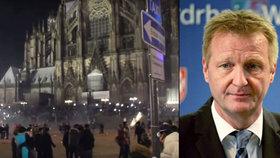 """Sexútoky v Kolíně nad Rýnem: Na slovo """"znásilnění"""" zapomeňte, naléhal ministr"""
