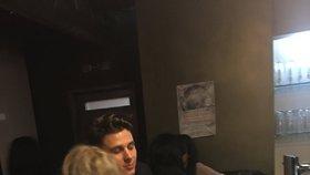 Zpěvák Sebastian na Andělech: Rozchod s holkou, za 2 hodiny balil jinou
