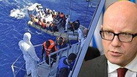 S bezvízovým stykem pro Turecko opatrně, varuje Sobotka. Musí plnit celou dohodu