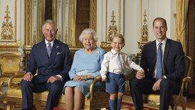 Královna Alžběta slaví 90. narozeniny! Party pro královnu? Zahoří stovky ohňů