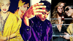 Slavní posílají zesnulé legendě vzkazy do nebe: Prince byl génius, inspirace a kamarád!