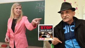 Inkluze proti diskriminaci dětí ve školách? Romům ve studiu nikdo nebrání, říká předseda Help Roma