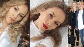 Krásná dcera Dany Batulkové Mariana: Herectví? Kdepak! Mé kvality jsou jinde