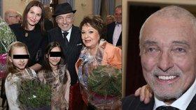 Karel Gott nabírá na kondici: Proč jsem sundal klobouk! Kdo ho k tomu přemluvil?