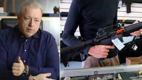 Na ozbrojování jsem změnil názor, přiznal Zeman. Souhlasí s návrhem Chovance