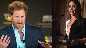 Dcera exprezidenta Bushe na prince Harryho: Hele, mám ségru, co je k mání! Chceš ji?