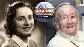 Seniorce ze Žižkova vyšla její básnická prvotina v 95 letech: Další chce vydat ke stovce