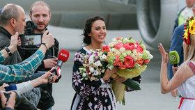 Ruské úřady vábí vítězku Eurovize na Krym: Ať si změní občanství a vrátí se domů