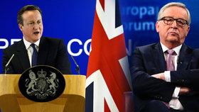 """""""Junckere, odstup,"""" zní z Evropské unie. Šéf Komise ztratil po brexitu důvěru"""