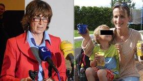 """""""Skandální."""" Soud s Michalákovou i útok jejího exmanžela naštval Chalánkovou"""