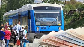 Pokladní na nádražích se přeškolí na směnárníky. České dráhy budou měnit peníze