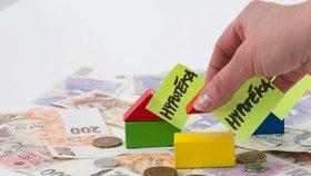 Zájem o hypotéky roste, lidé regulace obcházejí. Hrozí jim dluhy, varují experti
