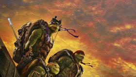 Filmová recenze: Želvy Ninja 2 jsou především pro děti. Cestou z kina kupte akvárko