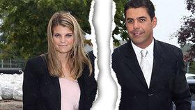 Podvádíš, zaplatíš! Vnučka (31) miliardáře Onassise vykopla manžela, který jí zahnul přímo v jejich domě