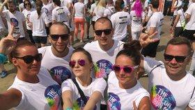 Běh pro selfiečkáře: The Color Run Prague přilákal stovky nadšenců