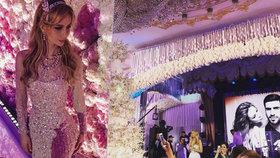 Další miliardová svatba: Nevěsta měla troje luxusní šaty a svatebčanům zahráli Maroon 5!
