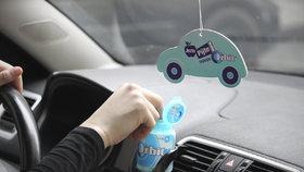 Nepovinná výbava - deset věcí, které se hodí vozit v autě