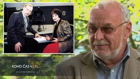 První moderátor Televizních novin Zbyněk Merunka (65): Odchodu z Novy jsem litoval!