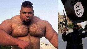Islamisté, třeste se! Do boje s ISIS vyrazil íránský Hulk