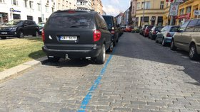 Modré parkovací zóny: Radnice Prahy 5, 6 a 8 vybraly od řidičů miliony