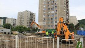 Centrum Radotína se změní: Plánují novou radnici, byty, obchodní třídu i parkoviště