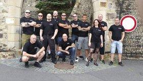 Vysoké riziko: V Česku jsou Ódinovi vojáci, radikální domobrana proti muslimům