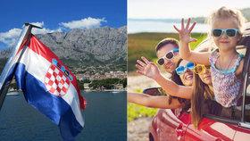 Chystáte se do Chorvatska autem? Přinášíme vám rady, jak se vyhnout problémům na cestě!