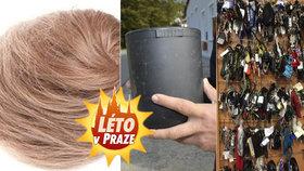 13 300 věcí, které někdo v Praze ztratil: Urna, příčesek, talár i slivovice