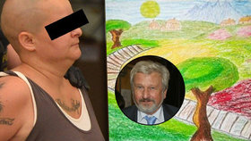 Psychiatr o vražedkyni z Anděla: Kreslila obrázky bez života!