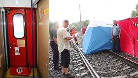 Dívenka (†2) vypadla z jedoucího vlaku: Soud v Olomouci zrušili, soudce potřebuje víc času na dokumentaci