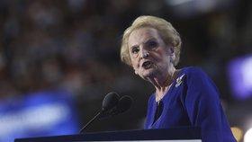 Albrightová oslaví osmdesátku: Pomohla Česku do NATO, co dělá teď?