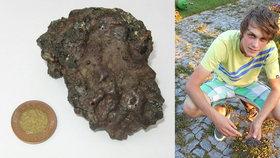 Záhada na Mladoboleslavsku: Před Matěje (17) spadl meteorit!