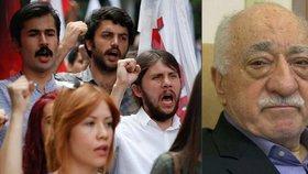 Čistka pokračuje: Kvůli tureckému puči je dalších 6000 lidí bez práce