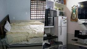 DVD, závěsy i lednice: Tohle je vězení? Drogový boss si užíval trest v cele snů