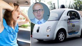 """Auta bez řidiče mohou zabíjet. Europoslanec Telička: """"Musíme to regulovat."""""""
