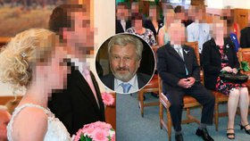 Krach svatby v Klatovech: Ženichovi vyhrožoval ctitel nevěsty, nebo pomsta?