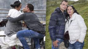 Chci vedle tebe zestárnout! Zajíček Ondra (31) žádal Gregorovou (63) o ruku s tahákem v ruce