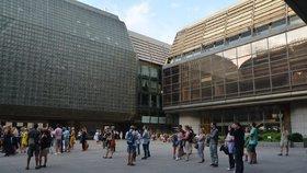 Piazzeta Národního divadla získá jméno. Bude z ní náměstí Václava Havla