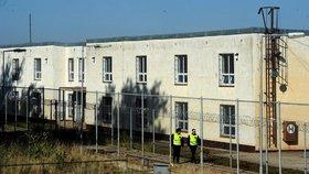 Uprchlíky v Drahonicích vystřídají vězněné ženy. Pod zámek půjdou v půlce roku