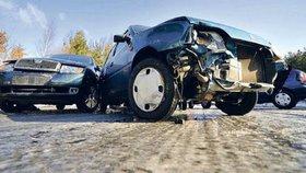 Při nehodách v listopadu zemřelo 41 lidí, o 12 méně než loni