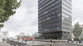 Nové zastávky, koleje, silnice, lavičky, stromy: Vinohradskou ulici v roce 2020 nepoznáte