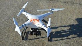 Našli jste pod stromečkem dron? Pozor, nemůžete s ním létat všude