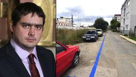 Radní Petr Dolínek odpovídal online: Kdy pustí autobusy do Blanky? A co říká na nové parkovací zóny?