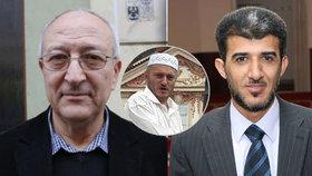 Čeští muslimové o Konvičkovi: Má nekvalitní rozum. Měli by ho řešit psychiatři