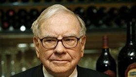 Boháči jsou letos ještě bohatší: Nejvíce si vydělal Warren Buffett